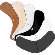 Sechs verschiedene Tischplatten wählbar