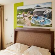 Leinwandbild im Kurhotel Bad Rodach