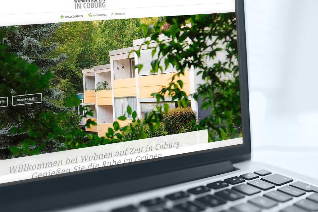webdesign f r wohnen auf zeit. Black Bedroom Furniture Sets. Home Design Ideas